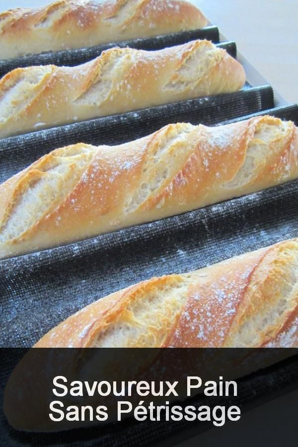 Savoureux pain sans p trissage all rise baguette maison recette de baguette e recettes de - Machine a chips maison ...