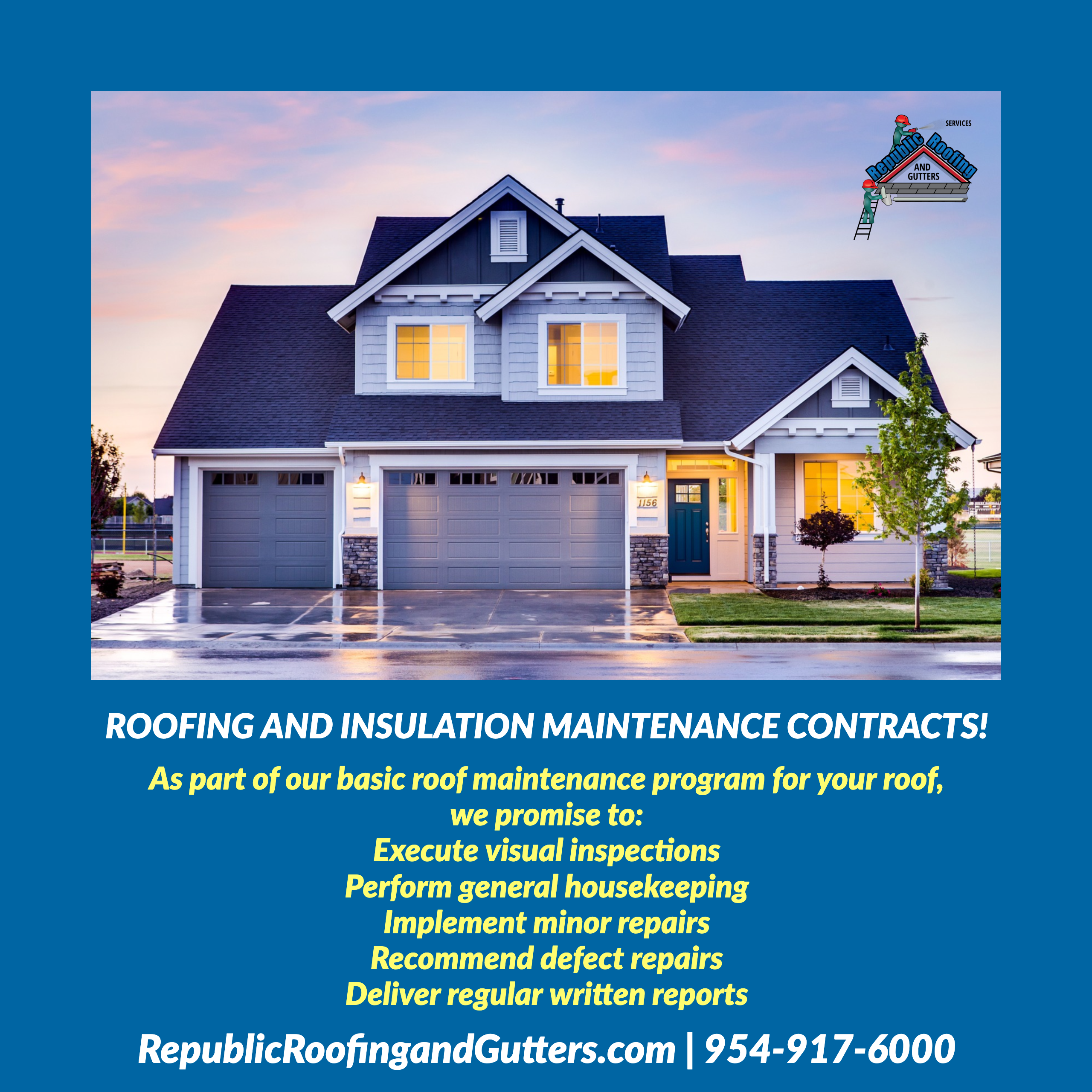 Attention All Homeowners Roofing Roof Maintenance Homeowner