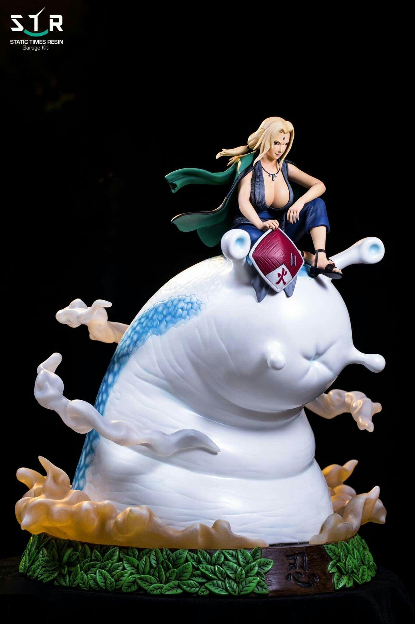 NARUTO Gals Naruto Shippuden Tsunade Ver.2 PVC Figure