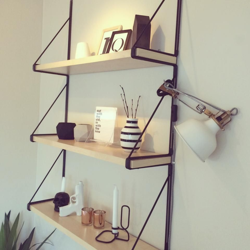 ikea ekby hay k hler bloomingville. Black Bedroom Furniture Sets. Home Design Ideas
