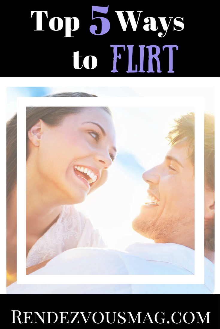 Flirting and dating for dummies