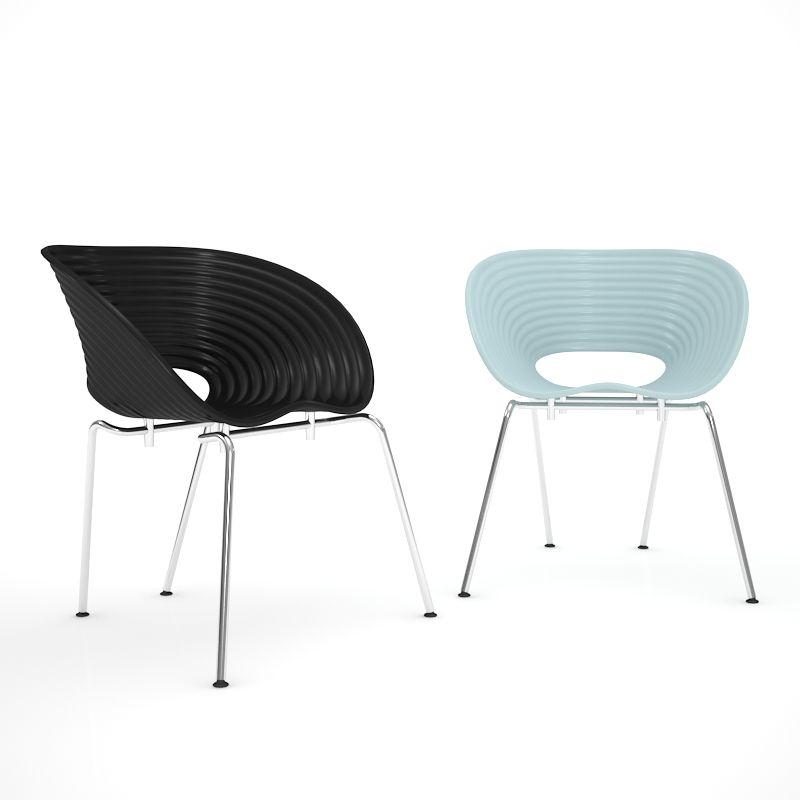 Vitra Tom Vac Chair 0