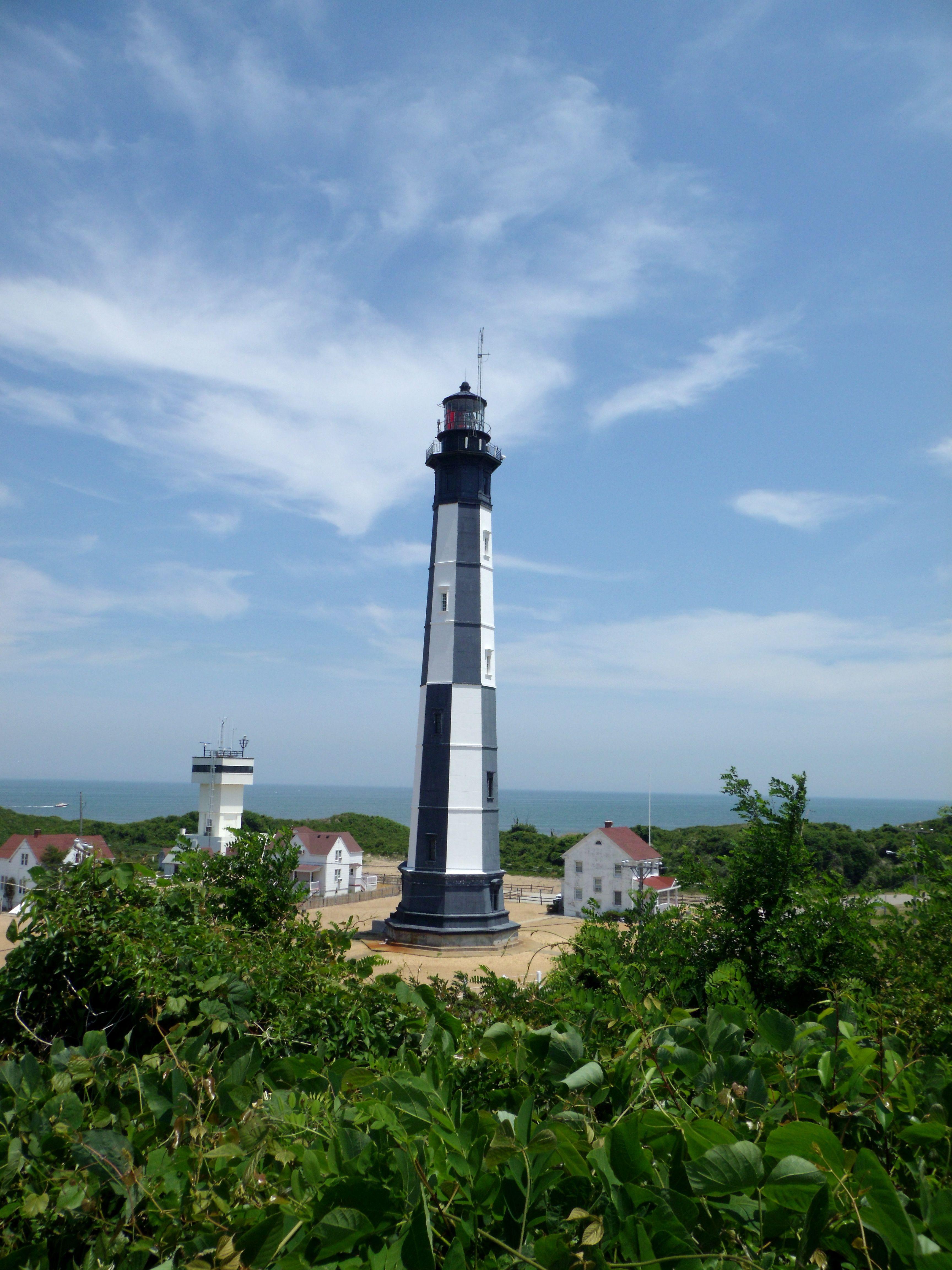 Cape Henry Lighthouse Virginia Beach Va Švytiriai 3