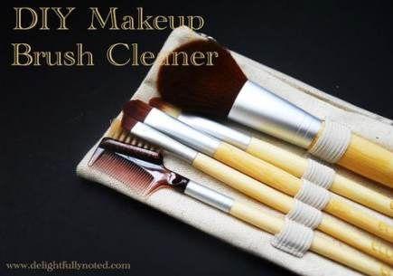 Photo of 65 Trendy Ideas For Diy Makeup Brush Cleaner Vinegar Make Up