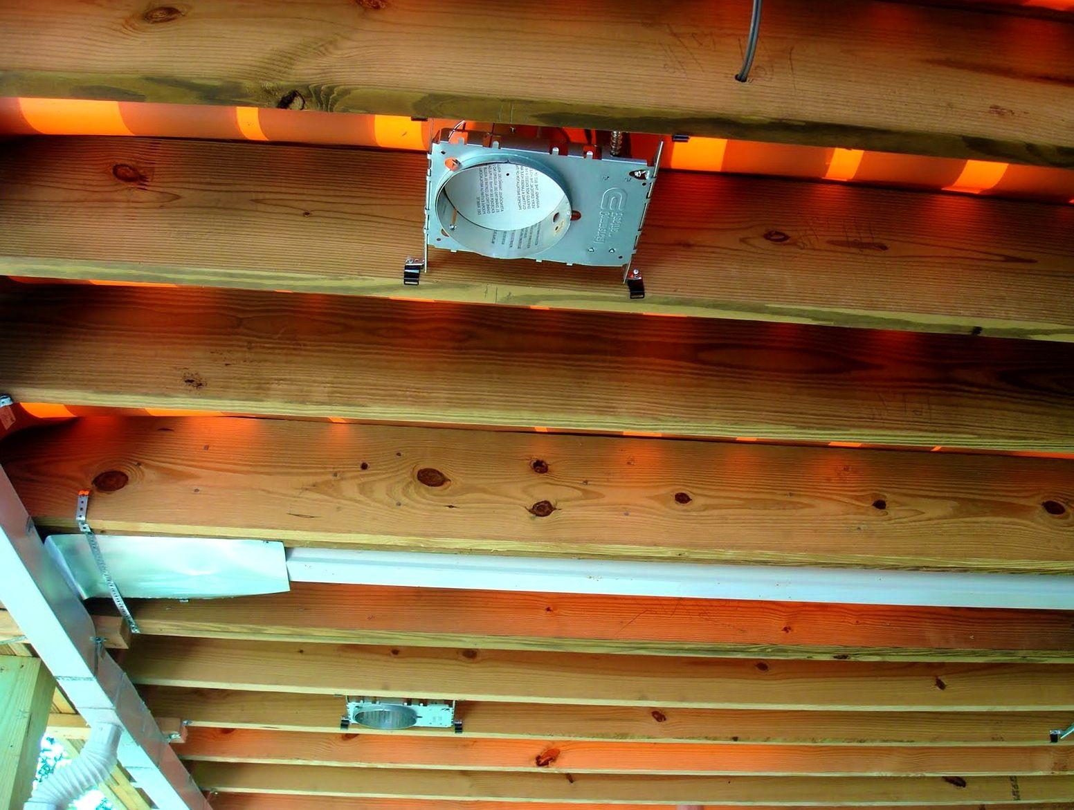 Under Deck Lighting Ideas