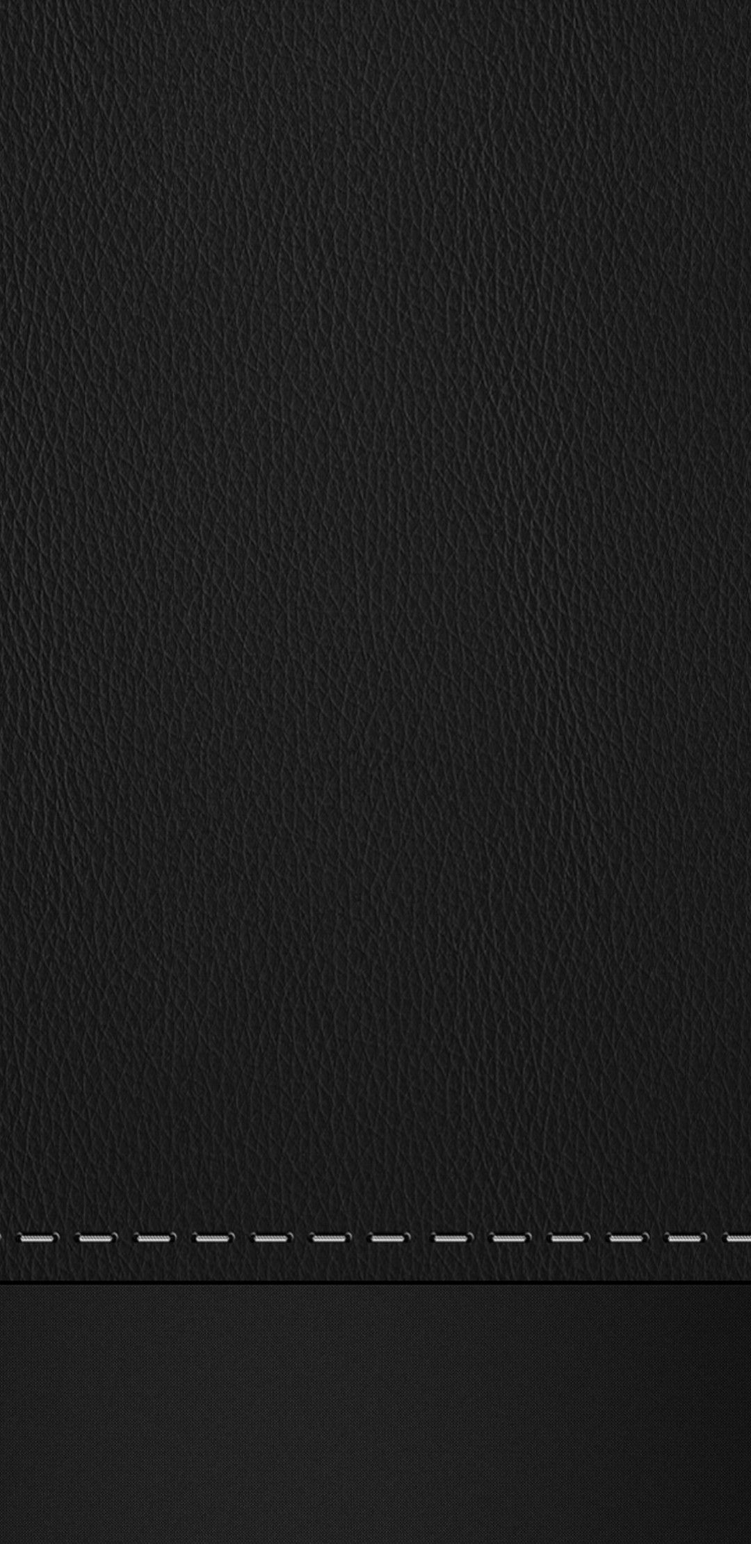 Stitched Leather In 2019 Cellphone Wallpaper Black