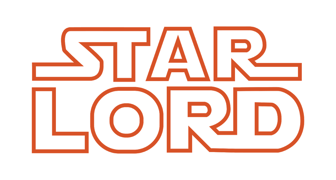 Star Lord Logo Star Lord Lord Keep Calm Artwork