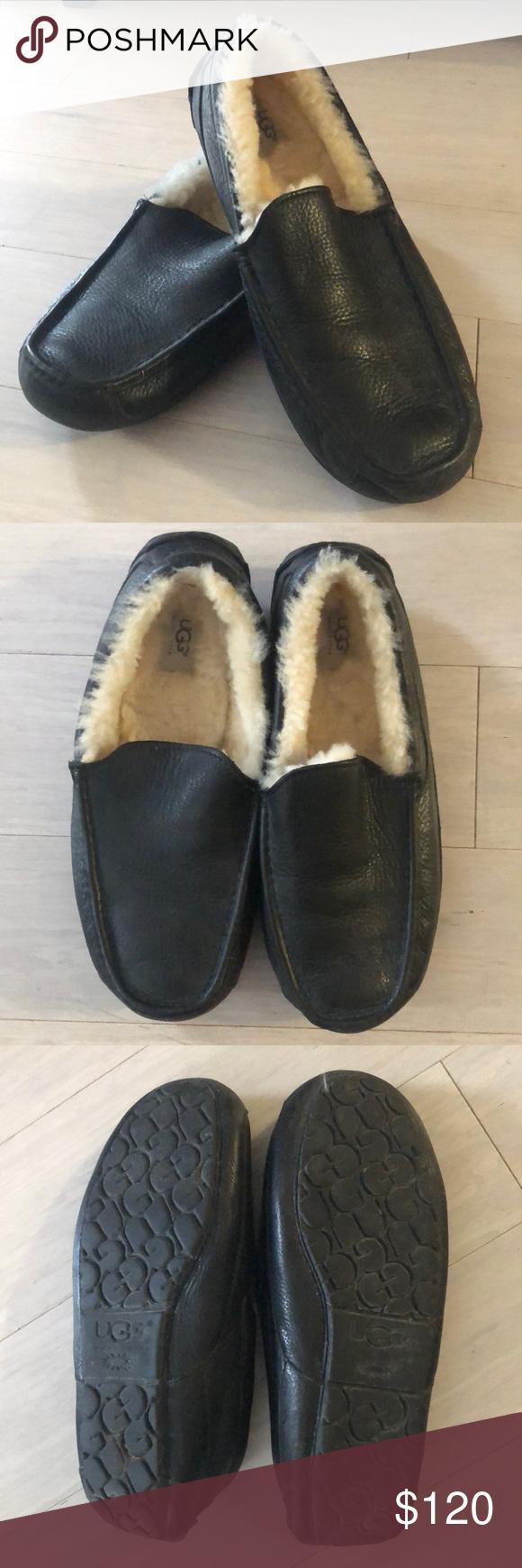 aa1e592e362 Men s UGG Slippers (Ascot Slipper) Brand New - was gift has been sitting  around