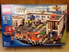 Lego City Garage : New sealed in box lego city garage johnnys christmas list
