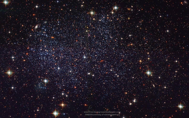 эффект космического неба на фото периодически