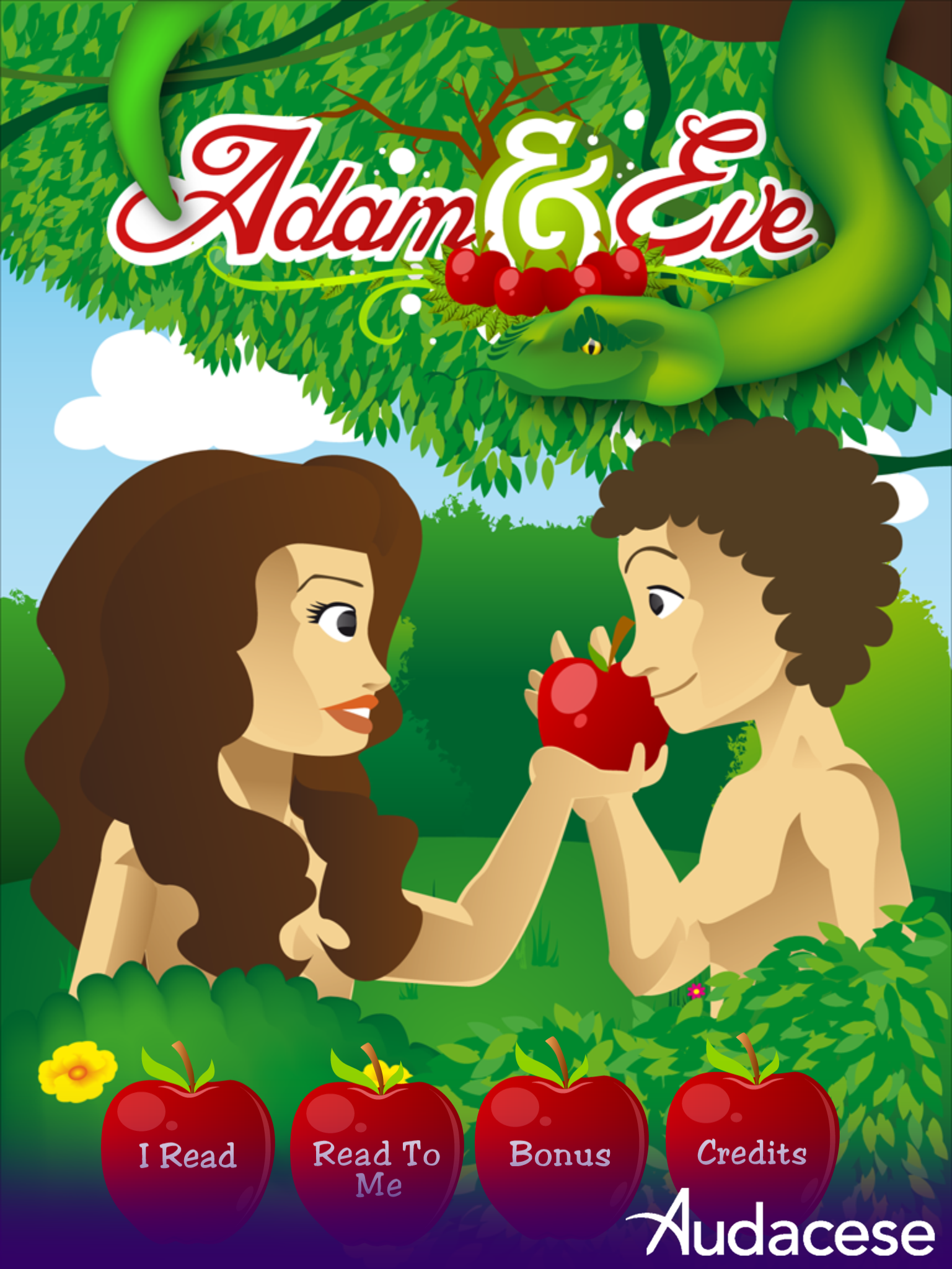 share the story of adam and eve with your family brought to life
