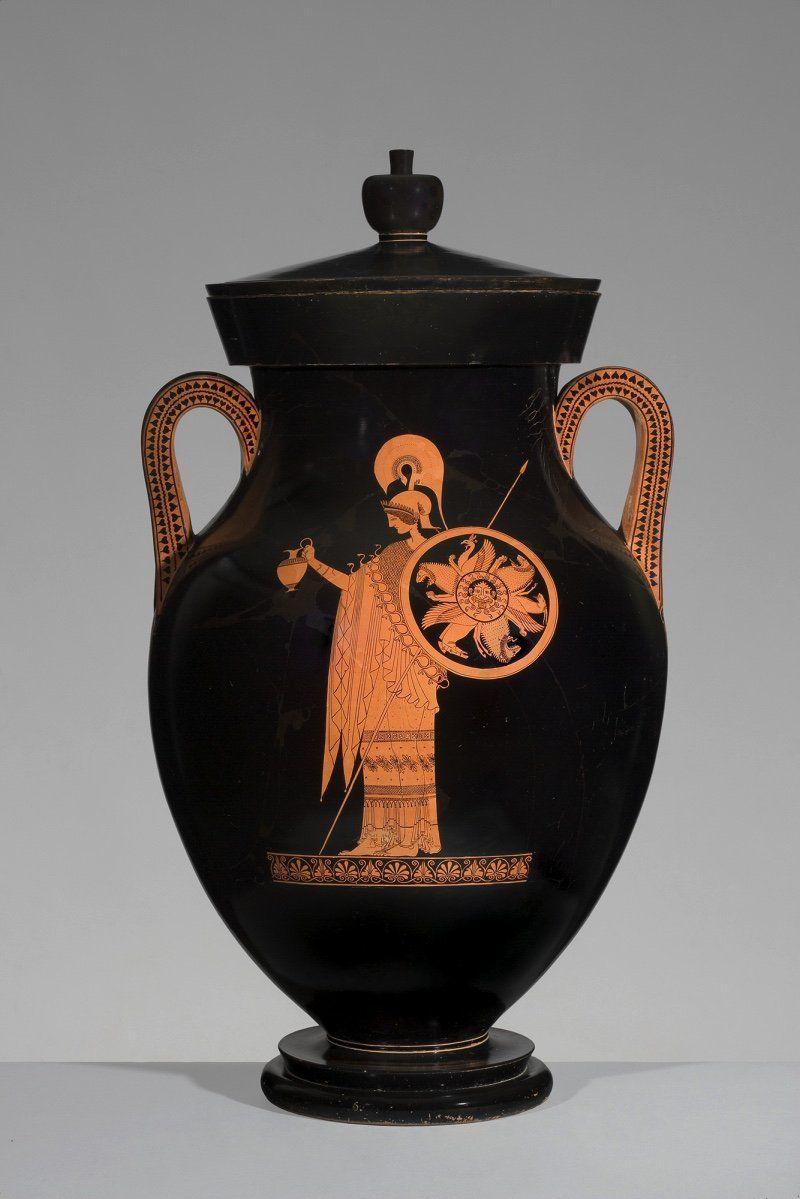 Egyptian Vase Tattoo