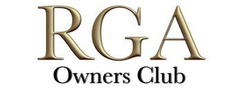 RGA owner's club Logo
