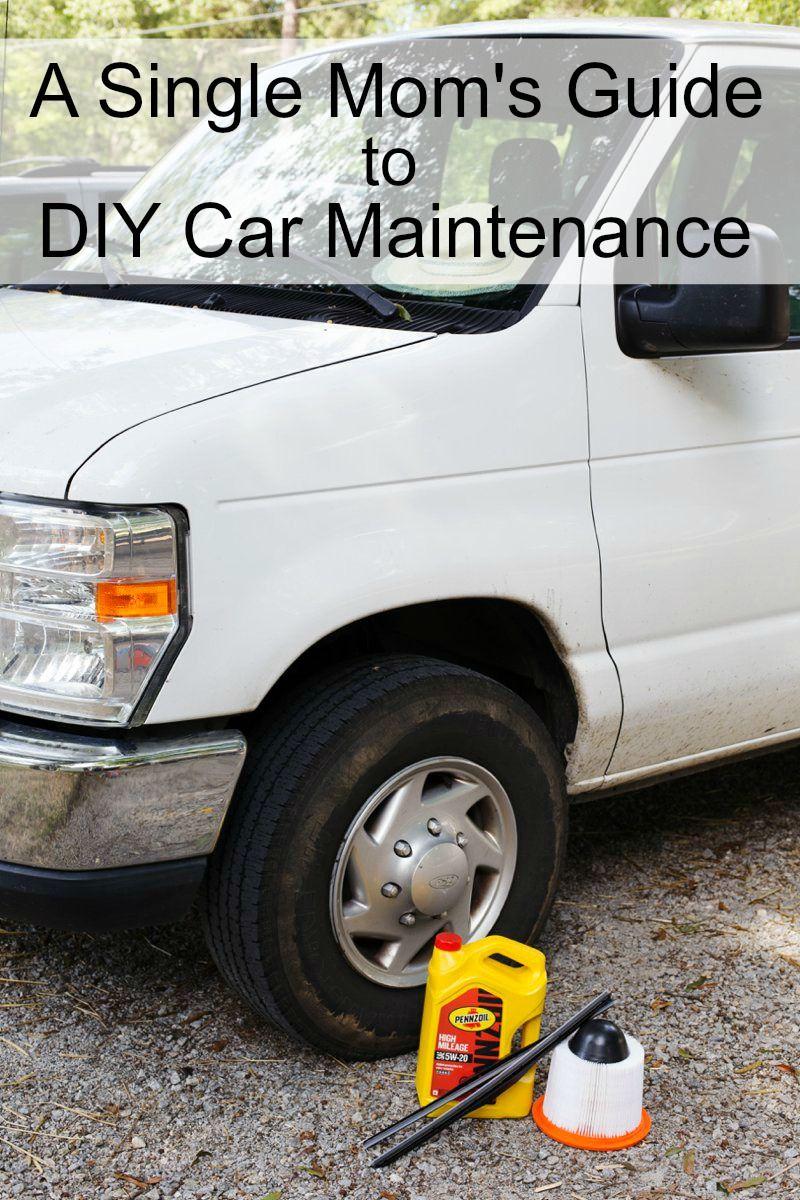 A Single Mom's Guide to DIY Car Maintenance Car repair