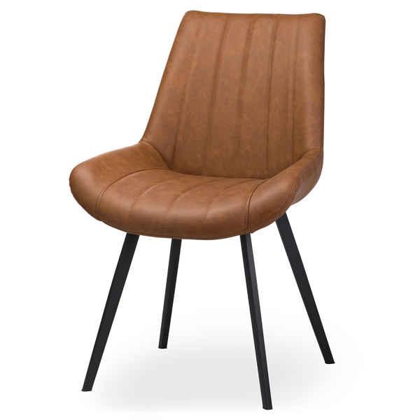 Malmo Tan Dining Chair