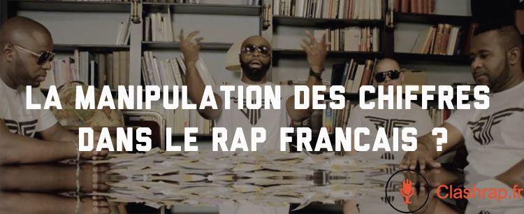 La manipulation des chiffres au service du rap FR