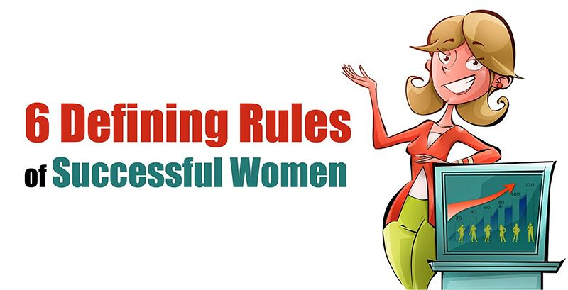 Successful women in 21st Century are at par when competing with male dominating society. They are smart, hardworking and ready to take the world exuding utmost mental and physical strength.