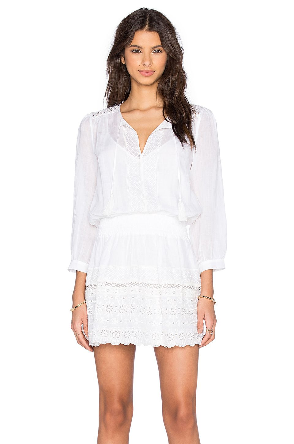 0aaac7981e7 Joie White Dress Sale for Indian Summer Days