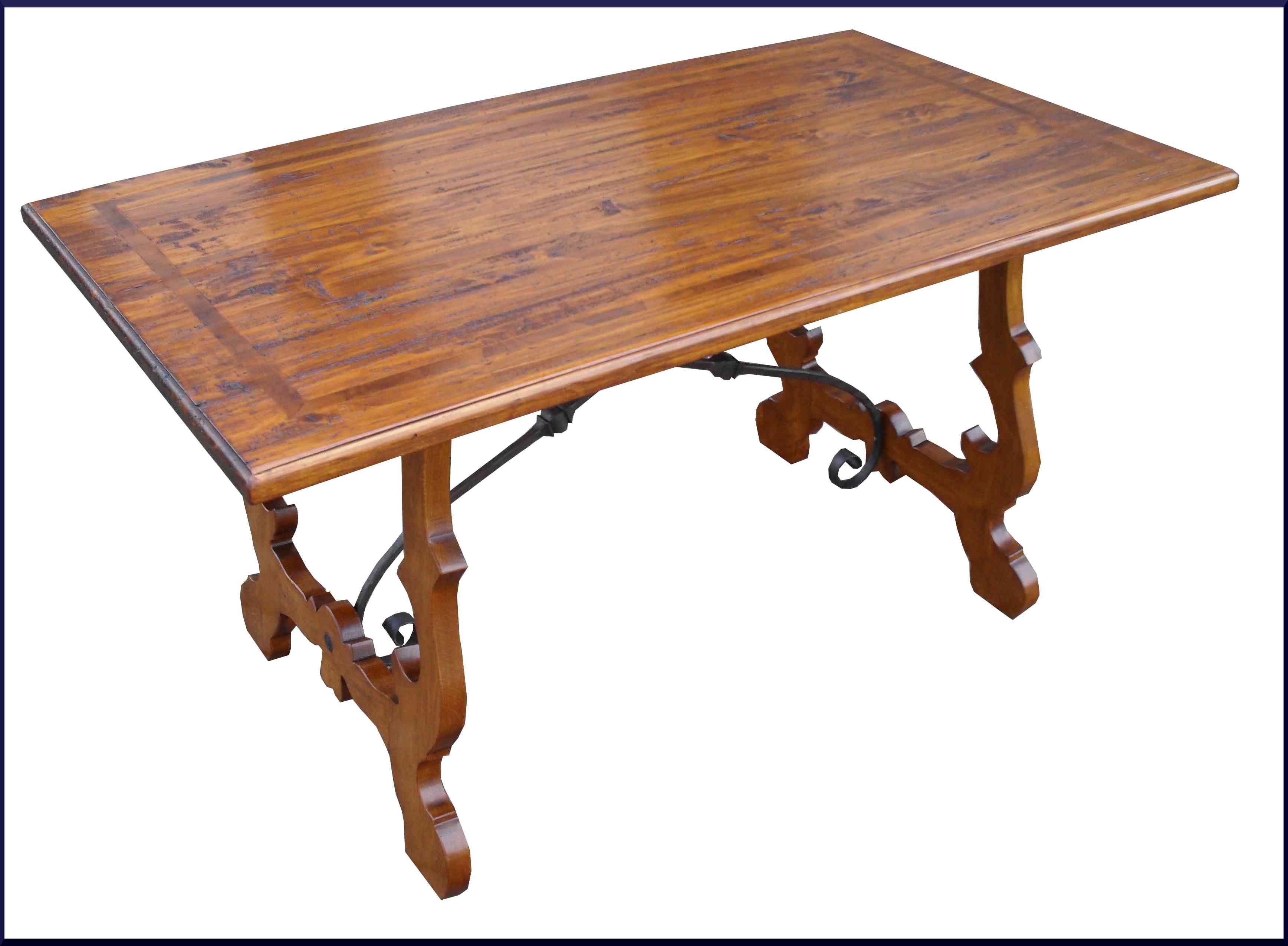 Tavolo Fratino ~ Tavolo fratino in legno antico con piano intarsiato mobili
