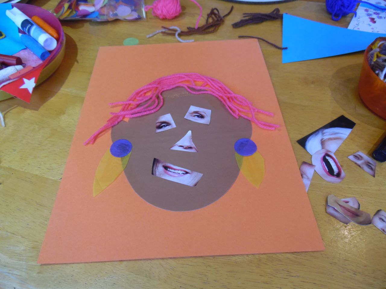 Let S Make A Face Craft
