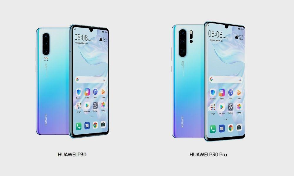 Huawei P30 y el 30 Pro #huaweip30 #huaweip30pro #huawei
