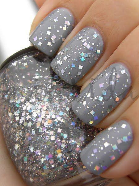 Tags Creme Diamond Cosmetics Essence Glitter Grey Nail Polish Silver