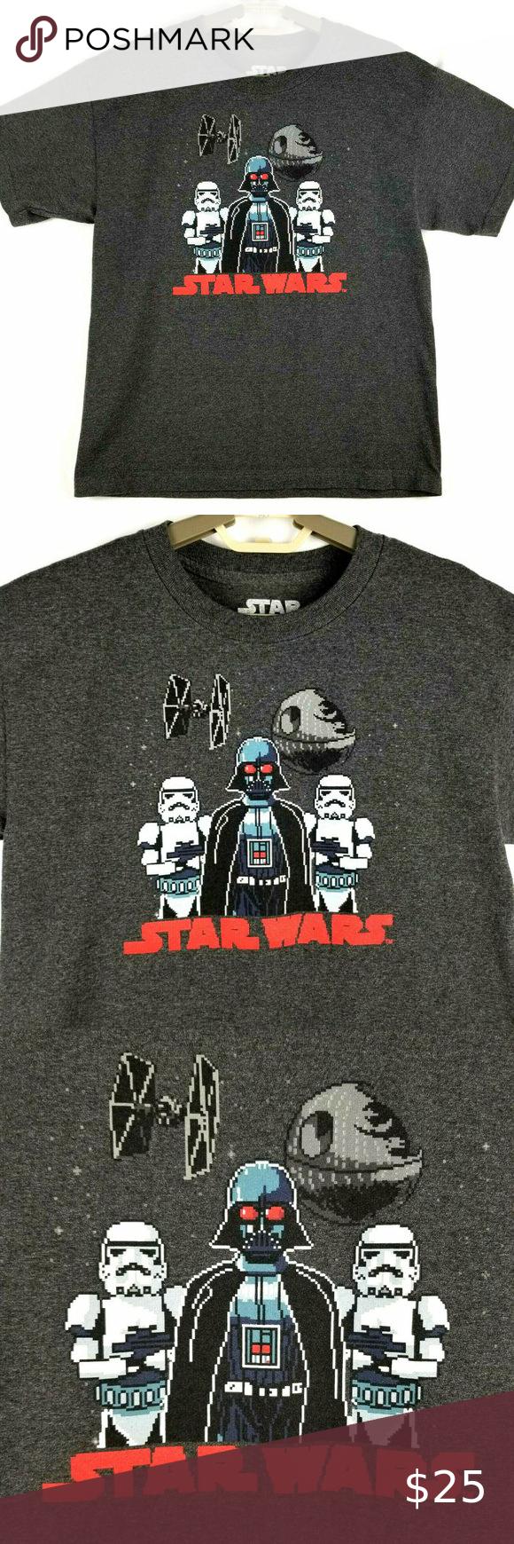 Star Wars Mens Tee Darth Vader Storm Troopers Mens Tees Mens Tshirts Men [ 1740 x 580 Pixel ]