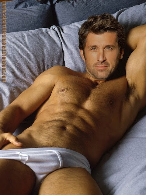 from Edgar nude photos of patrick dempsey