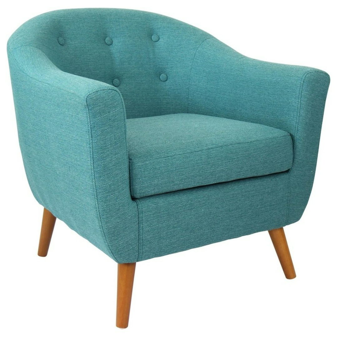 Single Seater Sofa Mid Century Modern Accent Chairs Teal Accent Chair Upholstered Accent Chairs