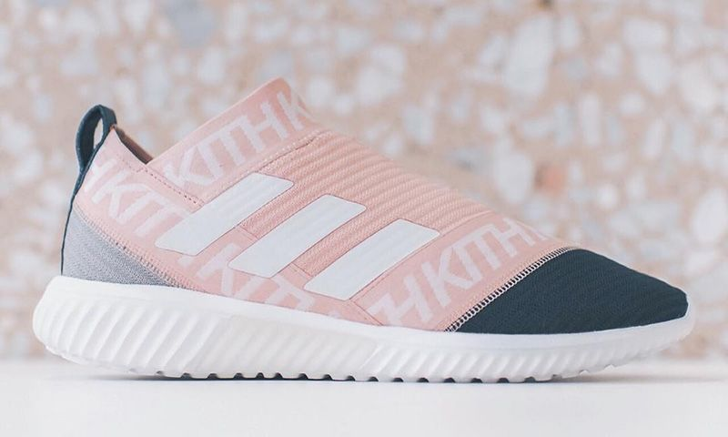785a8043692f Ronnie Fieg Teases a Glorious Nemeziz Tango 17.1 From the Second KITH  Flamingos Collection