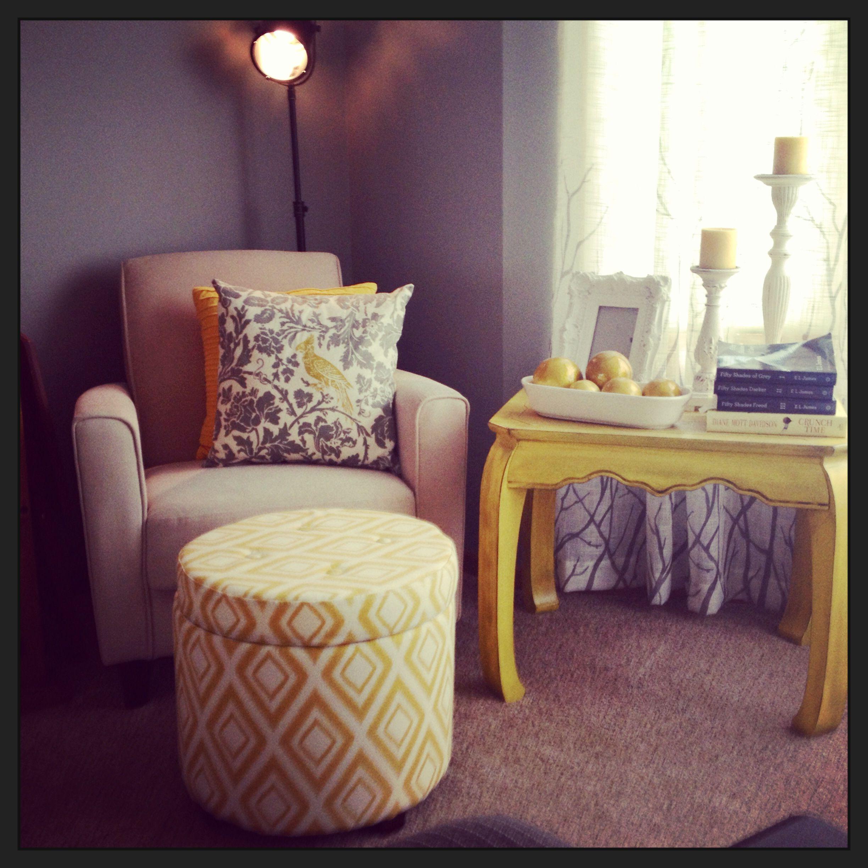 Bedroom Reading Corner Ideas: My Reading Corner In My Bedroom