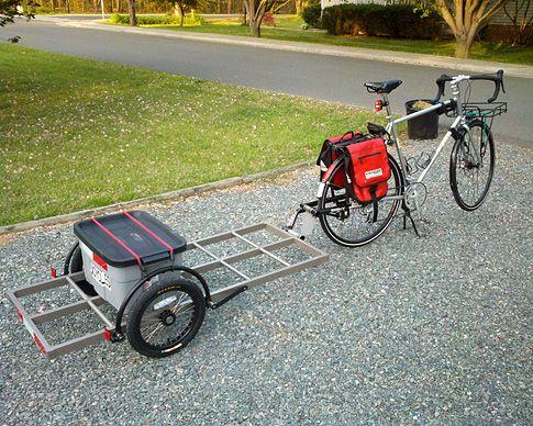 Surly Trailer Bill Google Search Bicycle Trailer Bike