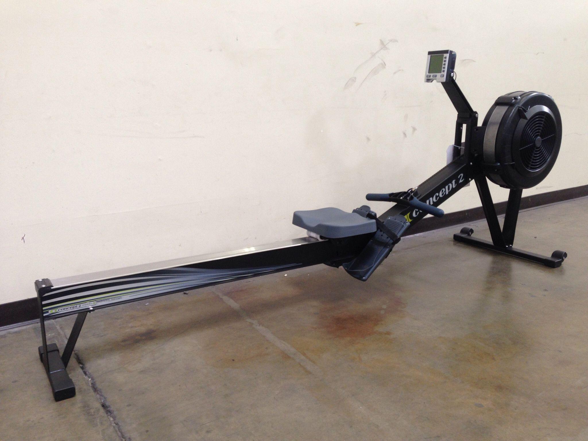 Concept 2 Rower Garage Gym Gym Row Machine