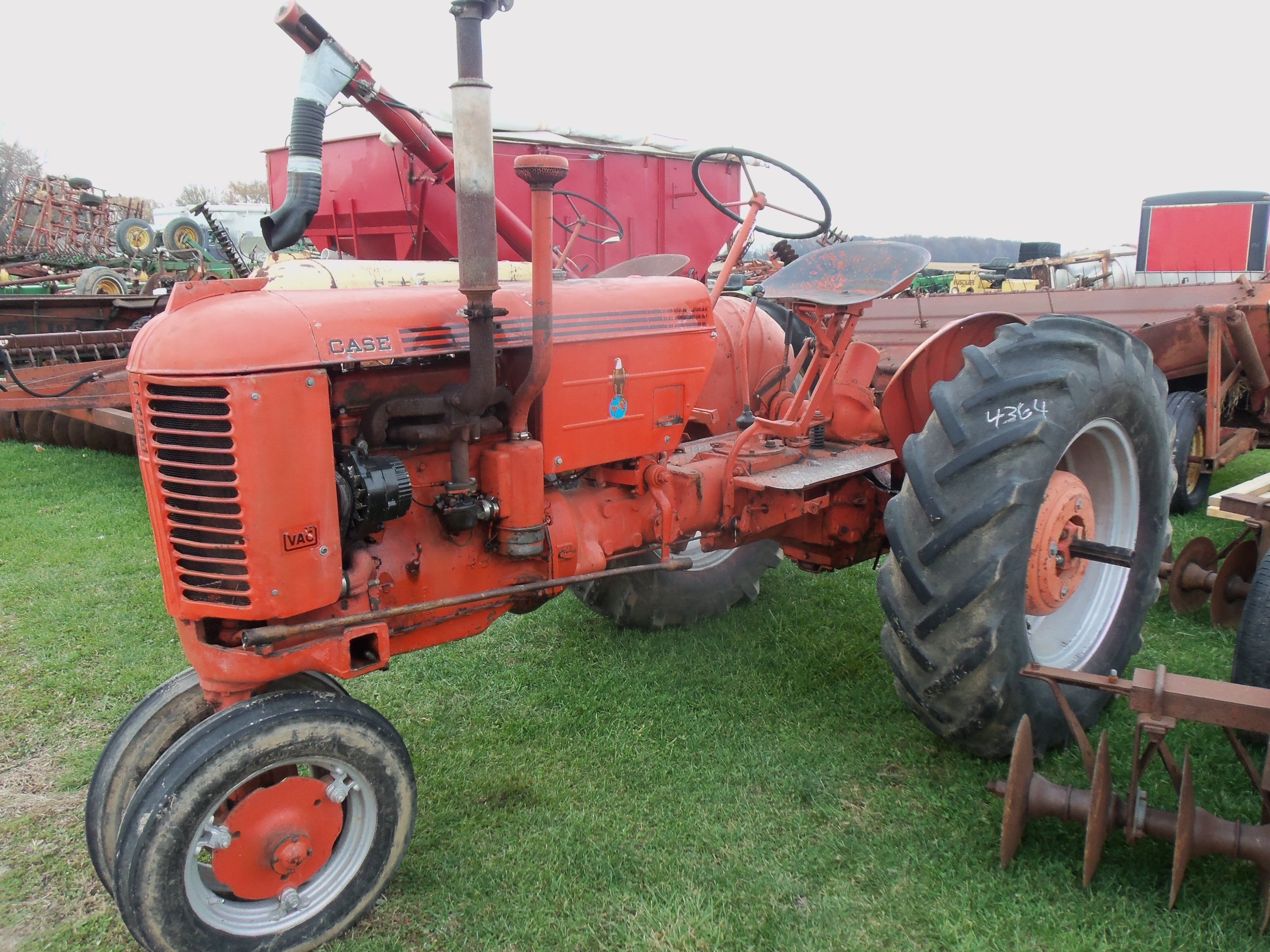 Case Vac Implements : Case vac j i equipment pinterest tractor and