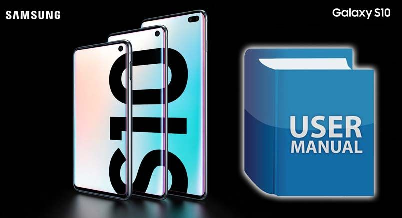 Samsung Galaxy S10 Manual Instructions And User Guide Pdf User Guide Galaxy Samsung Galaxy
