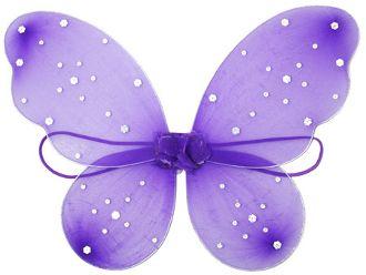 Sequin Butterfly Wings