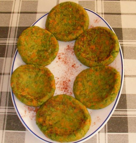 VEGGIEBURGER WITH TERMOMIX  Thermomix recipes