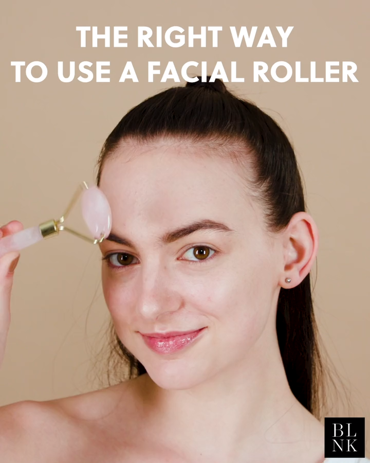 Photo of The Right Way to Use a Facial Roller