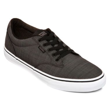 2022dec2f77a3 Vans® Winston Mens Skate Shoes found at  JCPenney