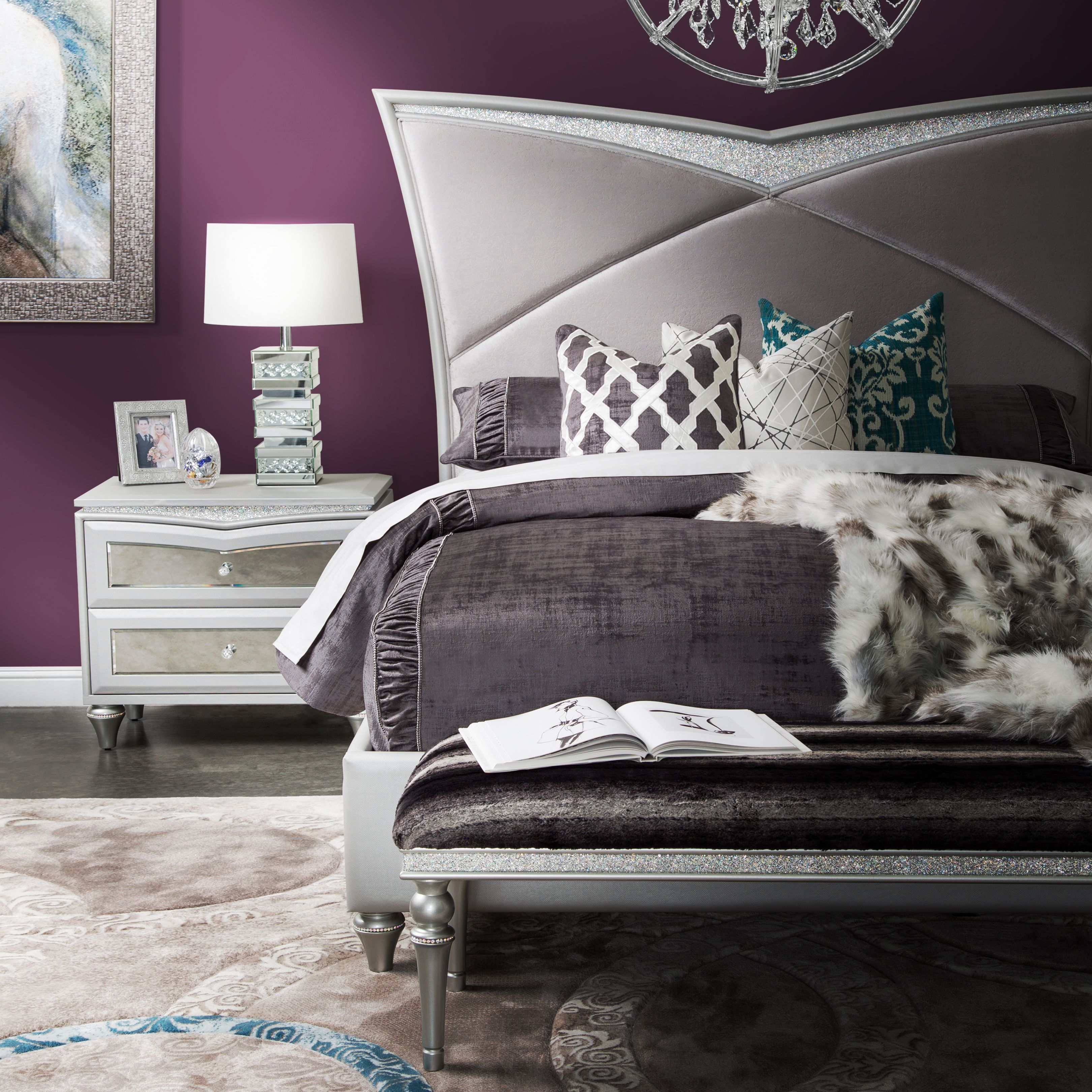 Bedrooms Furniture Design Timeless Designsfurniture Designer Michael Amini Amini