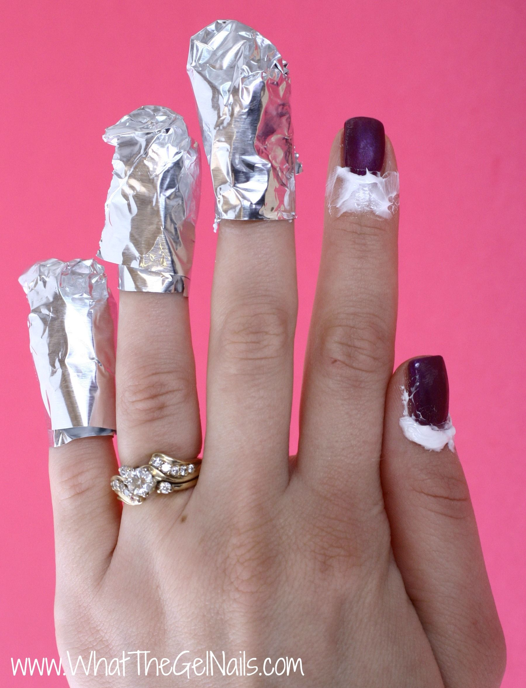How To Remove Bio Gel Nails Without Acetone   Splendid Wedding Company