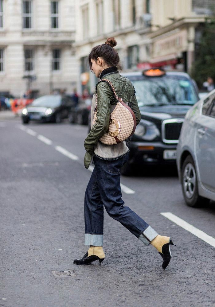 Fashion In London Today: London Fashion Week Is Happening Now—see The Best Street