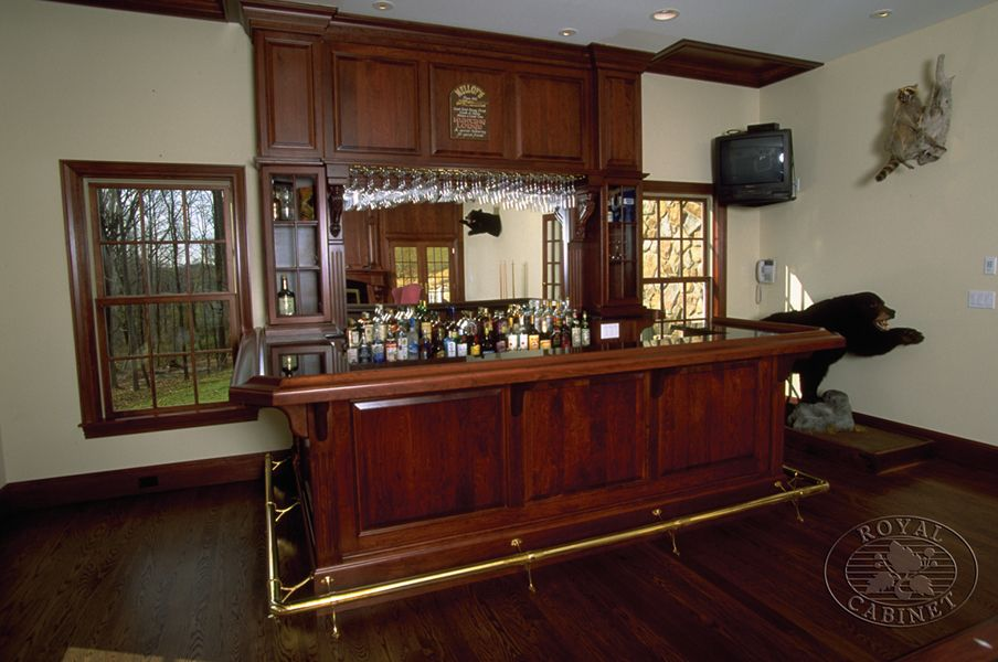 Do It Yourself Home Design: Home Bars And Pub Designs, 3D Illustrated Do It Yourself