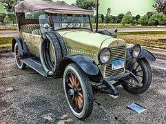 Hudson, 1921, Phaéton, Voiture, Auto
