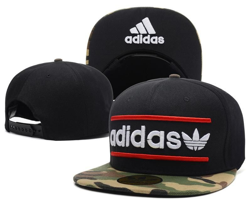 5e66370cb0d79 Mens Adidas Originals Heritage USA Top Seller Best Quality Fashion Snapback  Cap - Black   Green   Green