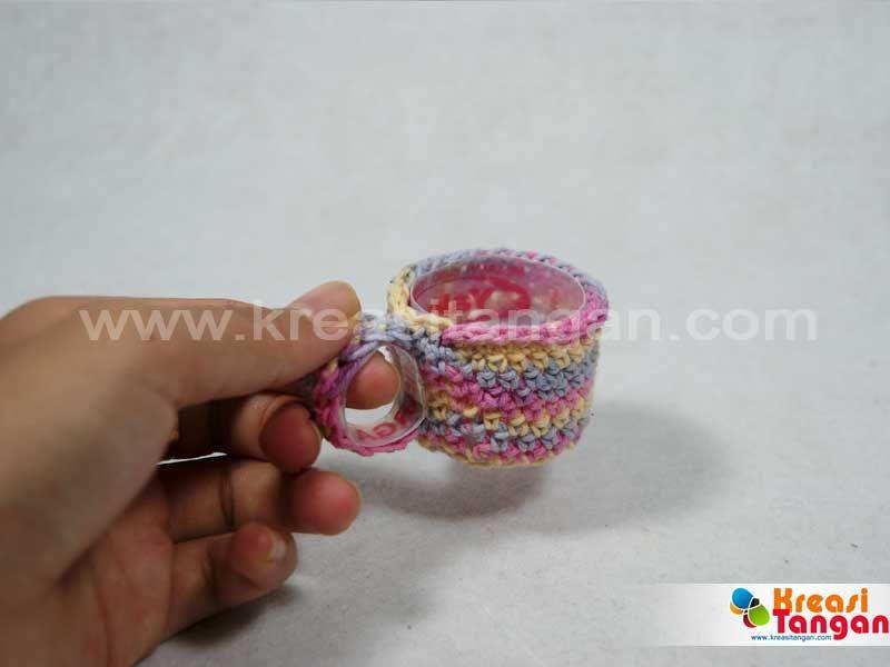 Kerajinan Tangan Membuat Mainan Anak Dari Botol Yakult Dengan