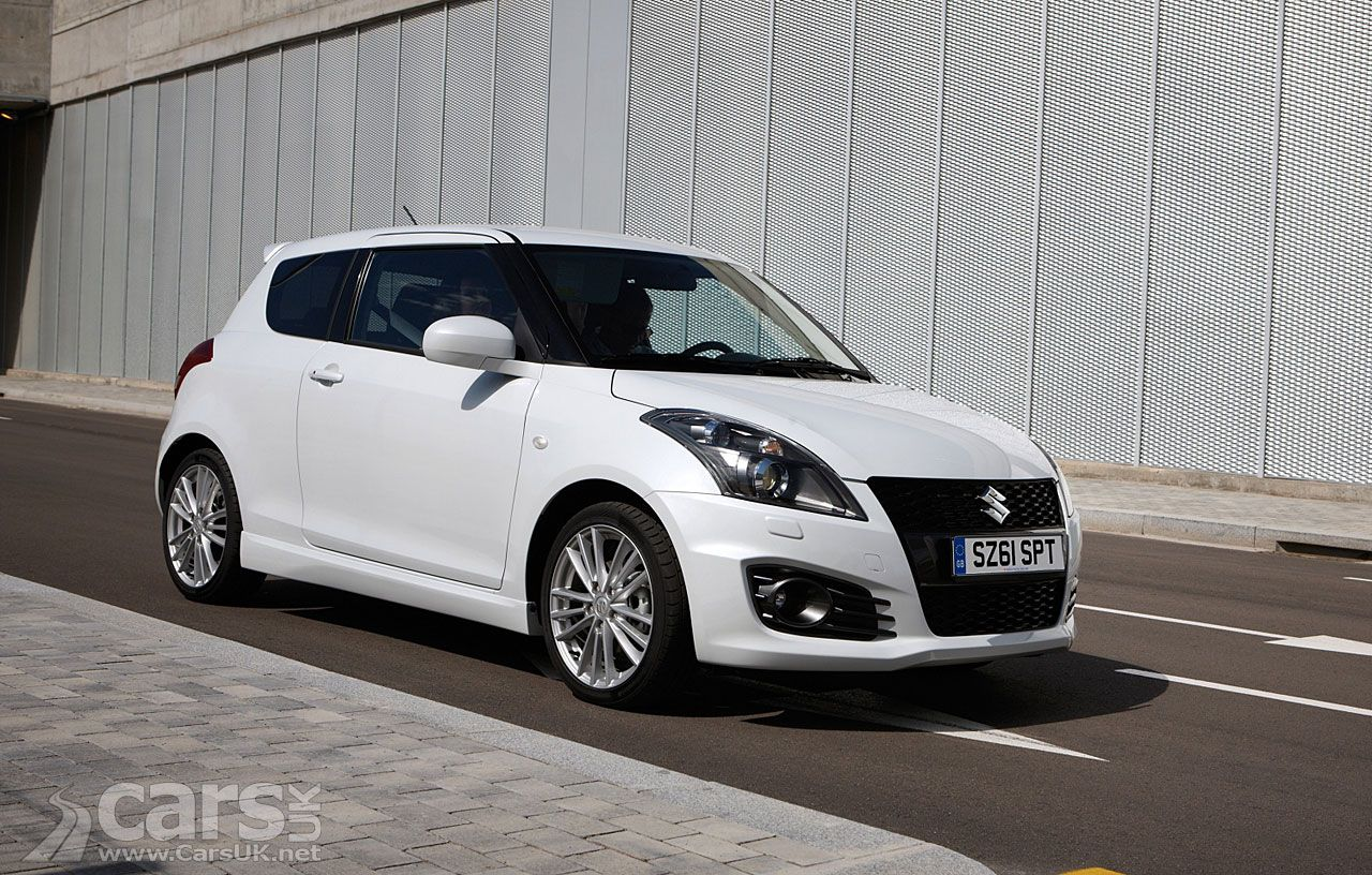 Suzuki Swift Sport UK (2012) Photo Gallery | Cars UK