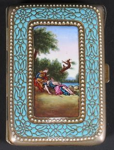 Image result for Victorian card cases