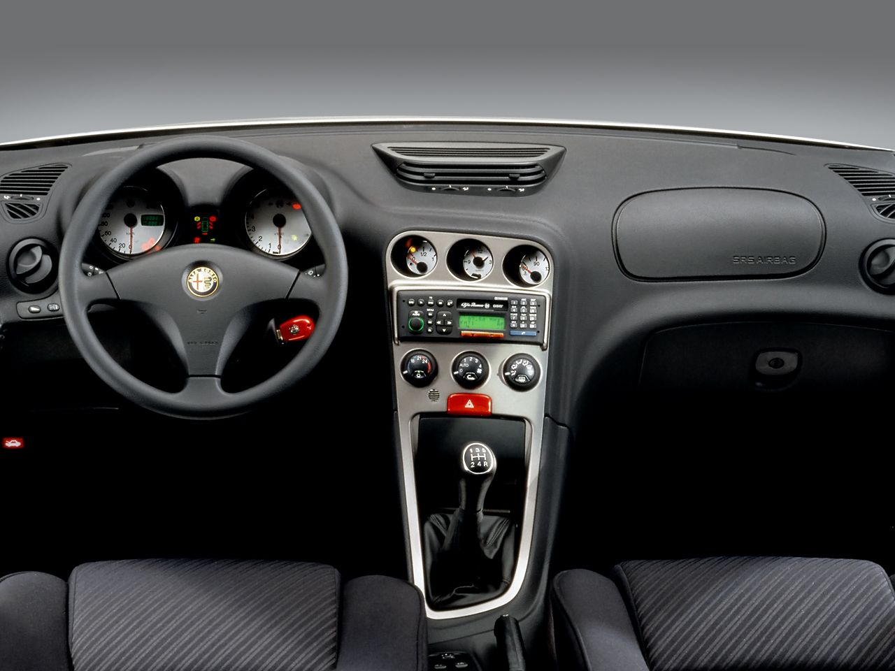 1997 Alfa Romeo 156 | Interior and Dashboard | Pinterest | Alfa ...