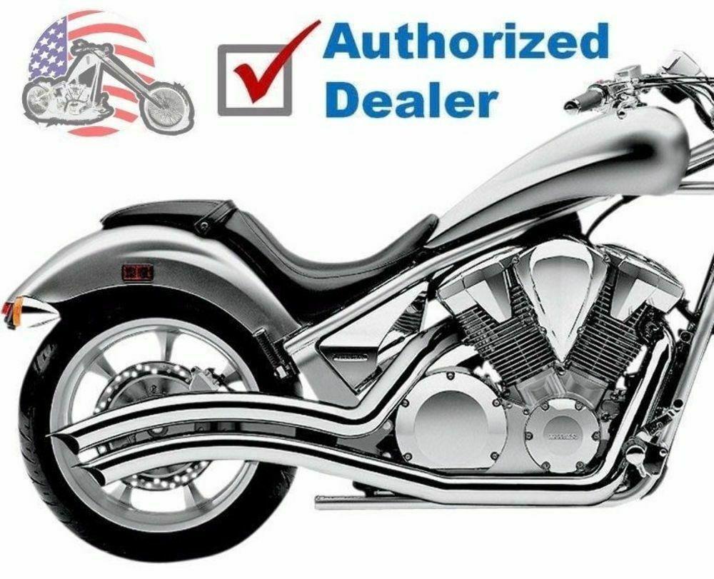 honda fury motorcycle exhaust pipes